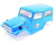 painted tundra bodyshell - blue FTX Outback FTX