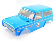 painted treka bodyshell - blue FTX Outback FTX