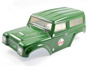 FTX FTX8192GN painted ranger bodyshell - green - disc FTX Outback