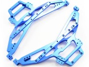 FTX FTX8450 Aluminium main frame side plates ftx mighty thunder