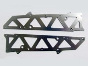 FTX FTX8500 chassis side plates (l/r) aluminum Sidewinder