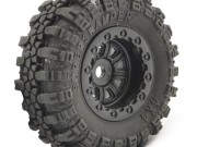 swamper tire & wheel set - black (4pc) Mini OutBack FTX