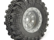 swamper tire & wheel set - grey (4pc) Mini OutBack FTX