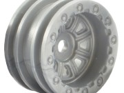 wheel set - grey (4pc) Mini OutBack FTX