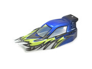 ftx comet buggy bodyshell painted blue/yellow FTX