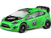 Chassis piste 1/8 GR8LE-RA Brushless Rally Car RTR (radio moteur controleur) Team C