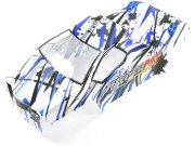 hobao hyper mt printed body - blue
