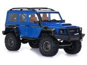 hobao dc1 1/10th trail crawler rtr w/blue bodyshell Hobao