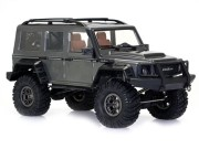 hobao dc1 1/10th trail crawler rtr w/grey bodyshell Hobao