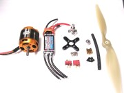 Set Brushless Class 40