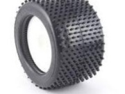 Hobao H86126 Hyper st tyres 'oval' maxx size iir-compound