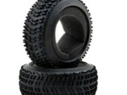 Hobao H87097 Fire tyre set ( 4 tyres and inserts)