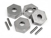 Hpi 8700101190 set hexagone 17mm (s4)