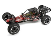 Hpi 104230 carrosserie tribal rouge baja 5b