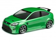 Hpi 8700105344 Carrosserie FORD FOCUS RS BODY (200mm non peinte)
