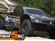 Hpi 8700106259 HPI super 5SC Flux 2.4ghz RTR