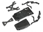 Hpi 106285 chassis avant 5sc
