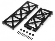 Hpi 106890 set chassis inferieur 5sc