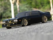 Hpi 8700107201 Carrosserie 1978 PONTIAC FIREBIRD BODY (200mm non peinte)