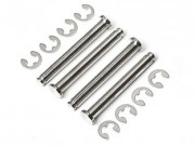 Hpi 107886 axes suspension 3x24.5 (x4)