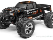 HPI Jumpshot MT Flux Fuzion 2.4 ghz Hpi