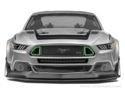 carrosserie ford mustang transparente 200mm