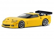 Hpi 17503 Carrosserie CHEVROLET CORVETTE C6 BODY (200mm non peinte)