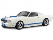 Hpi 870017508 Carrosserie  Ford SHELBY GT 1965 (200mm non peinte)