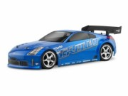 Hpi 17518 Carrosserie NISSAN 350Z GREDDY TWIN TURBO (200mm non peinte)