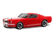 Hpi 870017519 Carrosserie 1966 FORD MUSTANG GT BODY (200mm non peinte)