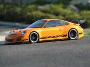 Hpi 17541 carrosserie porsche 911 gt3 rs body (200mm non peinte)
