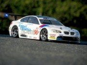 Hpi 870017548 carrosserie bmw m3 gt2 (e92) body (200mm non peinte)