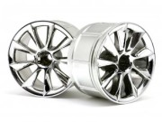 Hpi 33464 jante lp35 atg rs8 chrome