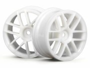 Hpi 87003795 jante split 6  26mm white