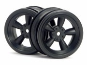 Hpi 87003816 Jante VINTAGE 5 SPOKE  26mm BLACK