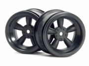 Hpi 3821 Jante VINTAGE 5 SPOKE 31mm BLACK