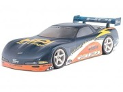 Hpi 87007039 Carrosserie CORVETTE BODY (200mm non peinte)