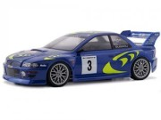 Hpi 7312 SUBARU Impreza WRC '98 BODY 190mm transparente
