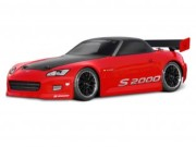 Hpi 7314 Carrosserie HONDA S2000 BODY 190mm transparente
