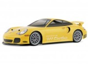 Hpi 7335 Carrosserie PORSCHE 911 TURBO BODY (190mm non peinte)