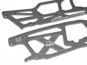 Hpi 73941 chassis savage xl gris