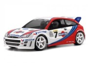 Hpi 7412 Carrosserie FORD FOCUS WRC BODY (200mm non peinte)