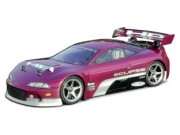 Hpi 87007431 Carrosserie MITSUBISHI ECLIPSE BODY (200mm non peinte)