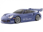 Hpi 7435 Carrosserie PORSCHE 911 TURBO BODY (200mm non peinte)