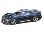 Hpi 87007447 Carrosserie PONTIAC FIREBIRD TRANS AM BODY (200mm non peinte)