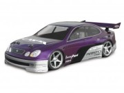Hpi 87007455 Carrosserie LEXUS GS 400 BODY  (200mm non peinte)