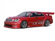 Hpi 7478 Carrosserie LEXUS LS 430 BODY (200mm non peinte)