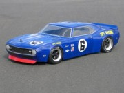 Hpi 87007494 Carrosserie 1968 CHEVROLET CAMARO BODY (200mm non peinte)