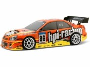 Hpi 87007499 Carrosserie HPI RACING IMPREZA BODY (200mm non peinte)