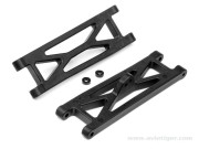 Hpi 100408 set bras suspens avt carbone